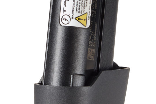 nadajnik taser kamera signal