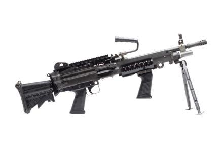 Karabin maszynowy OOW M249 LMG 5,56x45mm