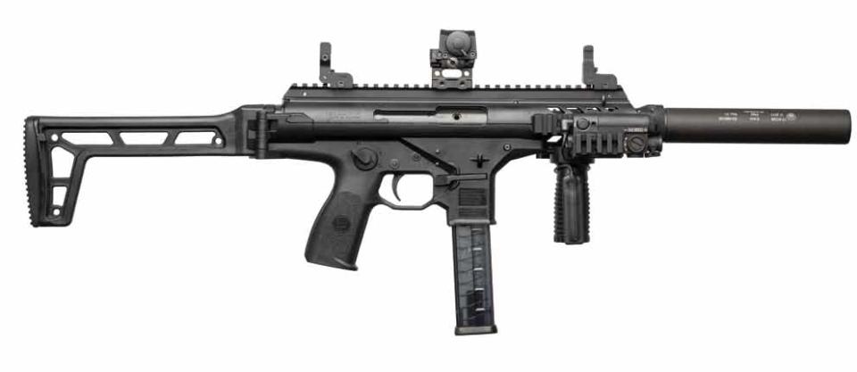 Pistolet maszynowy beretta pmx